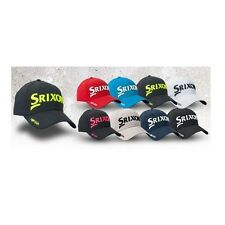 Srixon Golf Spin Skin Cap Adjustable Strap