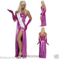 Womens Ladies Fancy Dress Halloween Stag Party Day Night Out Adult Costume 8-14