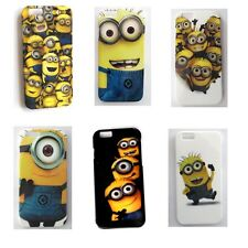 Despicable Me Minion Hard Shell Back Case Cover For iPHONE 6 4.7""