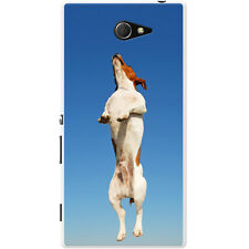 Jack Russell Terrier Dog Hard Case For Sony Xperia M2