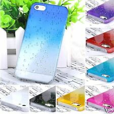 Transparent Water Drop Raindrop Case Back Cover Case For iPhone 6 Micro OTG