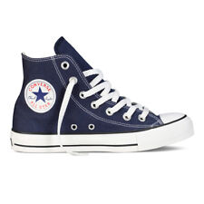 2ae9cc65bc30 Converse Chuck Taylor All Star Sneakers High Navy Blue Shoes Canvas