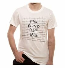 Pink Floyd T-Shirt - The Wall Classic Design (White / Taglia M/L/XL) NUOVO + OVP