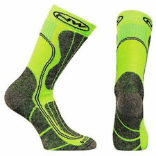Calze Invernali Northwave HUSKY CERAMIC GREEN FLUO/BLACK/WINTER SOCKS NORTHWAVE
