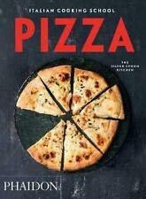 Italian Cooking School: Pizza by The Silver Spoon Kitchen Paperback Book (Englis