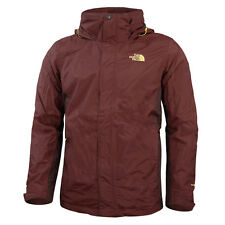 THE NORTH FACE MEN EVOLUTION II TRICLIMATE JACKET HERREN JACKE RED T0CG53CHL