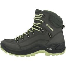 LOWA RENEGADE GTX MID WOMEN GORE-TEX OUTDOOR HIKING SCHUHE GRAU MINT 320945-9005