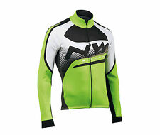 Giubbino Invernale NORTHWAVE EXTREME GRAPHIC Green Fluo/Black/JACKET NORTHWAVE E