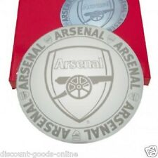 ARSENAL FC ETCHED MIRROR