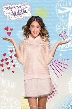 New Disney Violetta Martina Stoessel is Violetta Poster