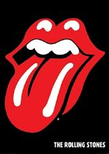 New Tongue Logo Rolling Stones Poster