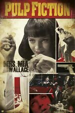 Pulp Fiction Mia Poster 61x91.5cm