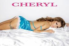 New Cheryl Cole Girls Aloud Poster