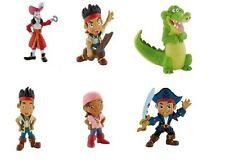 Jake et les pirates du pays imaginaire Neverland Bullyland Hook,Izzy,Tique