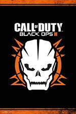 Call of Duty Black Ops 3 Skull COD Poster 61x91.5cm
