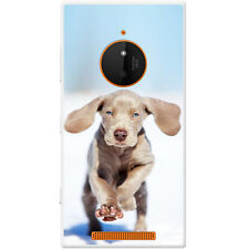 Weimaraner Vorstehhund Grey Ghost Dog Hard Case For Nokia Lumia 830
