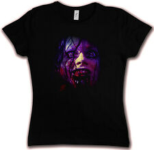 HATE ZOMBIE II HC HATE COUTURE GIRLIE SHIRT The Gothic Walking Vampire Evil Dead