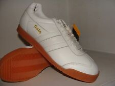 Gola Men`s Harrier Leather Trainer New in Box  Size 9