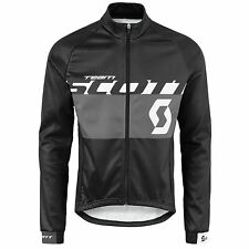 Giubbino Invernale SCOTT RC TEAM Black/Grey/JACKET SCOTT RC TEAM BLACK/GREY