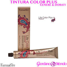 TINTURA CAPELLI 100ml TINTA IN CREMA CENERE & DORATI LIFE COLOR PLUS FARMAVITA
