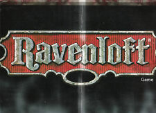 TSR AD&D RAVENLOFT SOURCEBOOKS & VAN RICHTEN GUIDES HORROR ADV DUNGEON DRAGON
