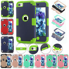 New Shockproof Hard Case Cover For Apple iPod Touch 5th Generation 6th Gen
