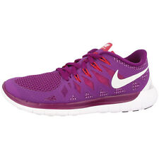 NIKE FREE 5.0 WOMEN'S SHOES RUNNING SHOES BRIGHT GRAPE 642199-501 RUN 5.0+ 4.0