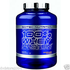 PROTEINE Scitec Nutrition 100% WHEY Protein 2350 GR with Extra Amino Acids