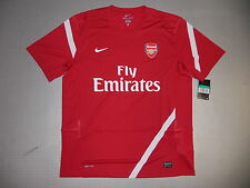 Spieler Training Trikot Arsenal London 11/12 Orig Nike Gr XL player issue