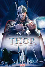 Thor - Black Teaser Film Movie Kino Plakat Poster Druck