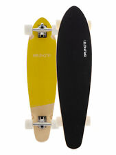 Brunotti Longboard Banaba GIALLO SET COMPLETO Carving Skating 70mm