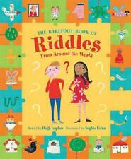 The Barefoot Book of Riddles by Hugh Lupton Paperback Book (English)