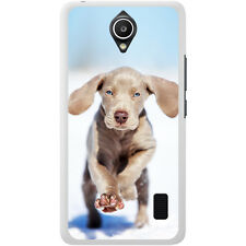 Weimaraner Vorstehhund Grey Ghost Dog Hard Case For Huawei Y635