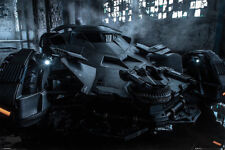 Batman v Superman - Batmobile Poster Druck Film Plakat 91,5x61 cm