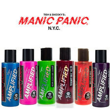 Manic Panic Amplified Semi-Permanent Hair Color Various Colours 118ml