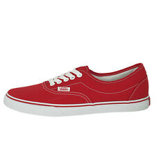 VANS LPE SNEAKER LO PRO ERA ROT CLASSIC SCHUHE CANVAS JK6RED OLD SKOOL AUTHENTIC