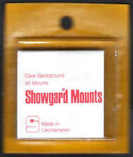 Showgard Clear Stamp Mounts