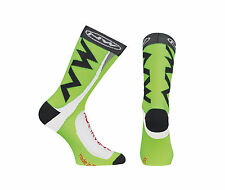 Calzini Estivi Northwave EXTREME TECH Green/SUMMER SOCKS NORTHWAVE EXTREME