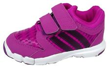 Adidas Infant Adipure TR 360 COMFORT trainers M22480 Pink 5k up to 9.5k