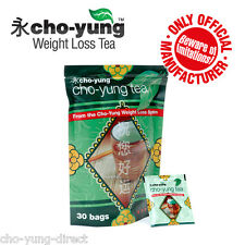 Cho Yung - Weight Loss Tea - Flat Tummy Teatox - Herbal Green Tea