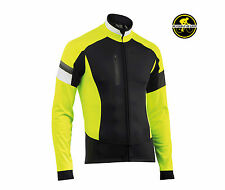Giubbino Invernale NORTHWAVE ARTIC Black/Yellow Flu/JACKET NORTHWAVE ARTIC BLACK