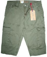 Pioneer Cargoshorts Cargo Shorts Bermuda Selected Line 3458.60.1387 oliv