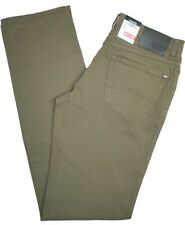 Mustang Stretch Jeans Tramper 111.6640.685 auch extra lang burnt olive / khaki