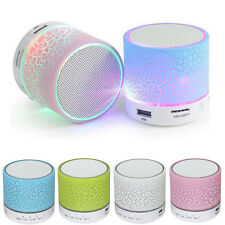 Portatile Mini Senza fili Stereo Speaker Bluetooth FM per iPhone Samsung iPad PC