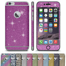 Premium Quality Full Body Glitter Bling Skin Sticker Cover For Various Mobiles