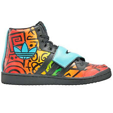 Adidas JS Letters Multicolour Jeremy Scott Unisex Sneakers Trainers Shoes NEW