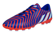 adidas Predator Absolado Instinct Boys Football Boots / Cleats - Red and Purple