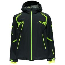 Spyder Pinnacle Jacket Herren Skijacke schwarz