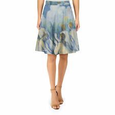 Cezanne Bathers Art Painting A-Line Skirt XS-3XL Flared Skirt