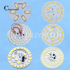 5730 5050 2835 3W 7W 12W White LED Light Emitting Diode SMD Highlight Lamp Panel